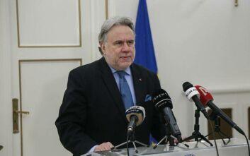 Κατρούγκαλος: Ένα μεγάλο λάθος της ΕΕ αποκαθίσταται με την έναρξη διαπραγματεύσεων με Βόρεια Μακεδονία και Αλβανία