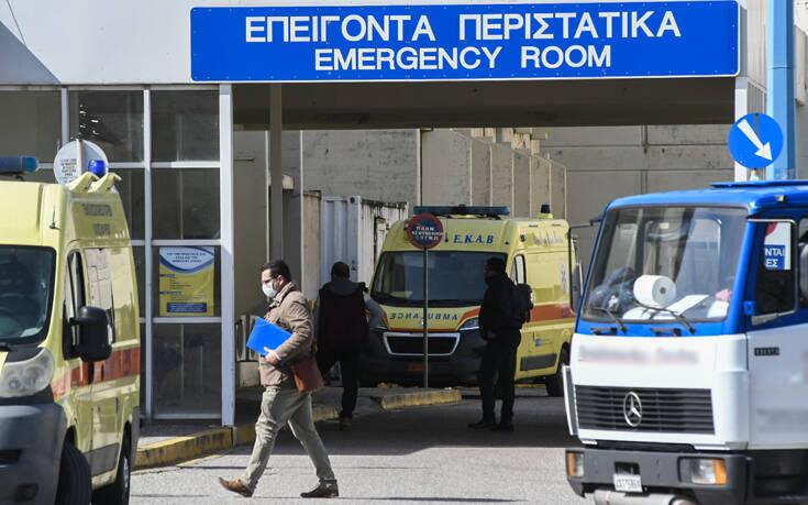 Κορονοϊός: Εξέπνευσε 64χρονος στο νοσοκομείο Ρίου