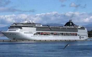 Κορονοϊός: Στην Κέρκυρα το κρουαζιερόπλοιο MSC Opera - Κατέβηκαν στο νησί 300 από τους 1.572 επιβάτες