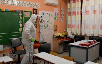 Βουλευτές ΣΥΡΙΖΑ: Η αναλογία μαθητή ανά τετραγωνικό μέτρο σχολικής αίθουσας πρέπει να ανακληθεί - τροποποιηθεί