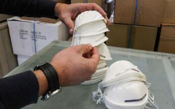 Κορονοϊός: Μάσκες, γάντια και απολυμαντικό υγρό για την προστασία Δικαστικών Λειτουργών και Δικαστικών Υπαλλήλων