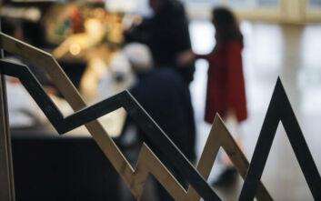 Χρηματιστήριο Αθηνών: «Ελεύθερη πτώση» 12,24% - Κάτω από τις 500 μονάδες η αγορά