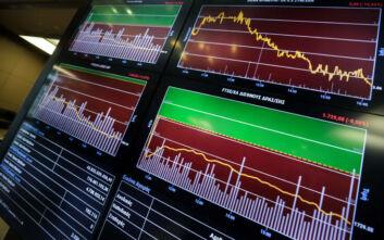 Χρηματιστήριο Αθηνών: Ήπια πτώση στο κλείσιμο - Στα 44,10 εκατ. ευρώ ο τζίρος