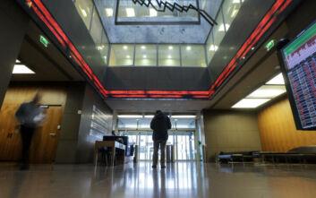 Χρηματιστήριο Αθηνών: Κλείσιμο με πτώση 1,87%