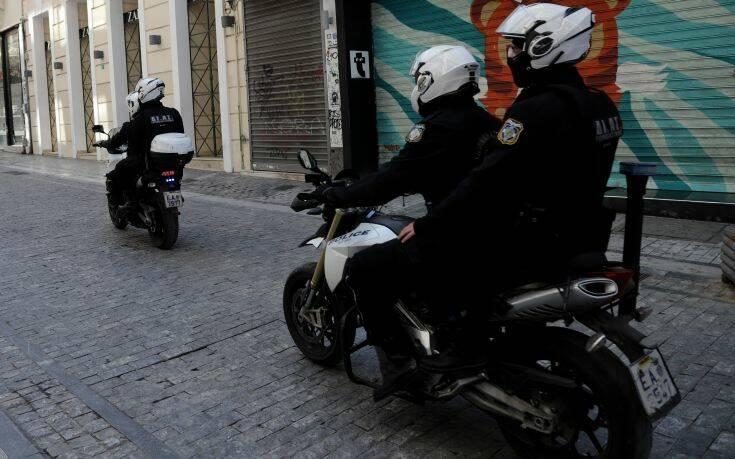 Οργή στους αστυνομικούς για το βίντεο«Μένουμε Σπίτι» της Πολιτικής Προστασίας