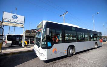 Συνεχίζεται με ταχείς ρυθμούς η δρομολόγηση λεωφορείων των ΚΤΕΛ σε γραμμές του ΟΑΣΘ