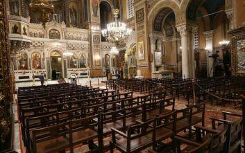Κορονοϊός: Ο Μητροπολίτης Κυθήρων άνοιξε ναούς παρά τα κυβερνητικά μέτρα