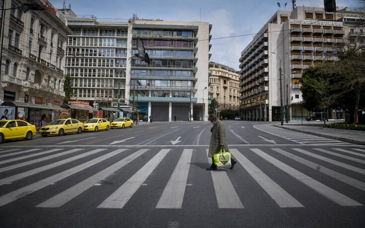 Κορονοϊός: Χρονικό όριο και περιορισμό αριθμού εξόδων ανά ημέρα εξετάζει η κυβέρνηση