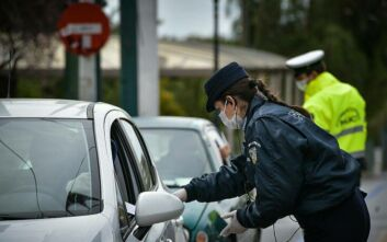 Απαγόρευση κυκλοφορίας: 1.400 παραβάσεις εντόπισε η Αστυνομία το Σάββατο