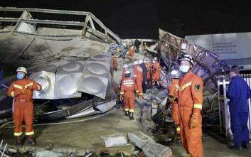Κίνα: Έξι οι νεκροί από την κατάρρευση του ξενοδοχείου – Αναζητούνται 28 άνθρωποι