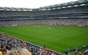 Το μεγαλύτερο στάδιο στην Ιρλανδία θα γίνει «ντράιβ ιν εξεταστήριο» για τον κορονοϊό