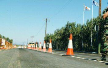 Κλειστά μέχρι και τις 9 Μαρτίου τα τέσσερα οδοφράγματα της Κύπρου λόγω κορονοϊού