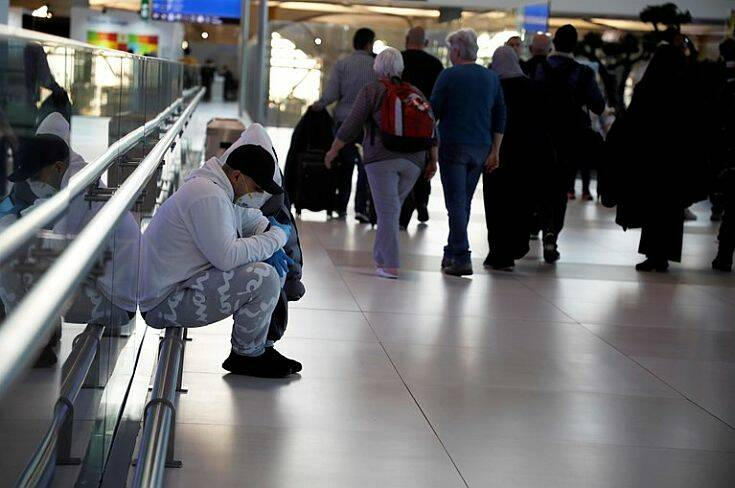 Κορονοϊός: 2.000 άνθρωποι αποκλεισμένοι στο αεροδρόμιο της Κωνσταντινούπολης