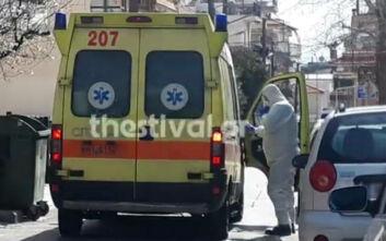 Θεσσαλονίκη: Ύποπτο κρούσμα κορονοϊού στον Εύοσμο