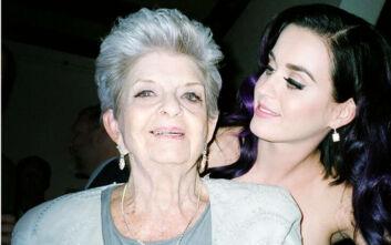 Δύσκολες ώρες για την έγκυο Katy Perry: Έφυγε από τη ζωή η γιαγιά της