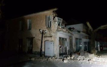 Οι πρώτες εικόνες από τις υλικές ζημιές στην Πάργα