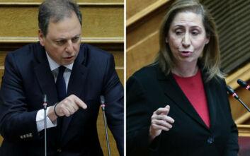 Βγήκαν «μαχαίρια» στη Βουλή μεταξύ ΝΔ και ΣΥΡΙΖΑ για το μεταναστευτικό - προσφυγικό