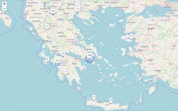 Ο κορονοϊός στην Ελλάδα από λεπτό σε λεπτό - Αυξήθηκαν κρούσματα και θάνατοι