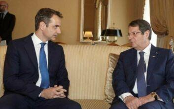 Η Κύπρος στέλνει δυνάμεις ασφαλείας στον Έβρο