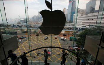 Η Apple καλεί τους υπαλλήλους της να εργάζονται από το σπίτι λόγω κορονοϊού
