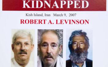 Ο Τραμπ δεν είχε ενημερωθεί για τον θάνατο του πρώην πράκτορα Ρόμπερτ Λέβινσον στο Ιράν