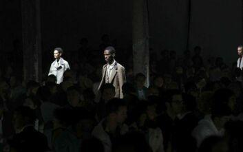Ακυρώθηκε λόγω κορονοϊού η Εβδομάδα Ανδρικής Μόδας στο Παρίσι