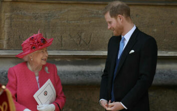 Βασίλισσα Ελισάβετ – Χάρι: Όλα όσα έγιναν στην πρώτη συνάντηση μετά το «Megxit»