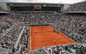 Αλλάζουν οι ημερομηνίες και στο Roland Garros λόγω κορονοϊού