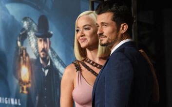 Η Katy Perry είναι έγκυος - Περιμένει το πρώτο της παιδί με τον Orlando Bloom