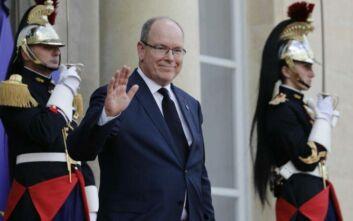 Θετικός στον κορονοϊό ο πρίγκιπας Αλβέρτος του Μονακό