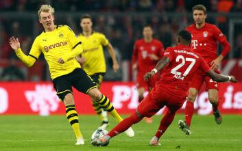 Παράταση του «λουκέτου» μέχρι τις 30 Απριλίου στη Γερμανία και μετά ξανά ποδόσφαιρο χωρίς θεατές