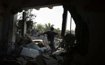 Εννέα νεκροί στη Γάζα από φωτιά που ξέσπασε σε φούρνο