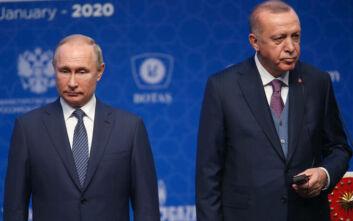 Πούτιν σε Ερντογάν για την Αγιά Σοφιά: Μεγάλη κοινωνική αντίδραση στη Ρωσία