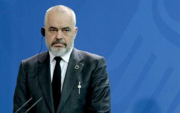 Ράμα: Η Αλβανία κλείνει τα σύνορα με την Ελλάδα λόγω κορονοϊού