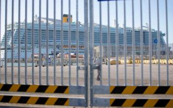 Κορονοϊός στην Ιταλία: Μπλόκο σε όλα τα πλοία με ξένη σημαία
