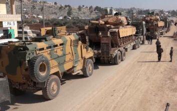 Οι ΗΠΑ έτοιμες να στηρίξουν εξοπλιστικά την Τουρκία στη Συρία