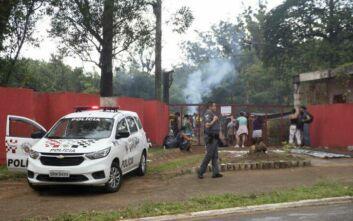 Βραζιλία: Εκτόξευση των ανθρωποκτονιών στη Σεάρα λόγω της απεργίας των αστυνομικών