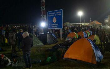 Πρόεδρος Σερβίας για το προσφυγικό: Δεν θα γίνουμε πάρκινγκ μεταναστών