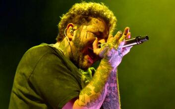 Post Malone: Τα τατουάζ στο πρόσωπό του προέρχονται από ανασφάλεια