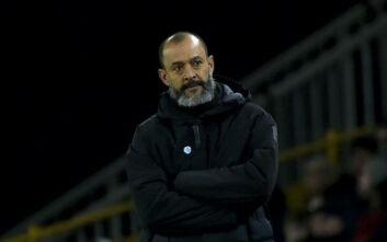 Προπονητής Γουλβς: Δεν συμφωνούμε να γίνει το ματς με τον Ολυμπιακό χωρίς κόσμο