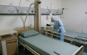 Νεαρή γυναίκα το έσκασε από νοσοκομείο στην Κριμαία - Βρισκόταν σε καραντίνα λόγω κορονοϊού