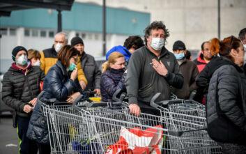 Κορονοϊός: Το νέο ωράριο στα σούπερ μάρκετ από σήμερα
