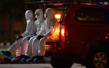 Κοροναϊός: 5.000 άνθρωποι ίσως εκτέθηκαν στον ιό σε θρησκευτική τελετή στη Μαλαισία