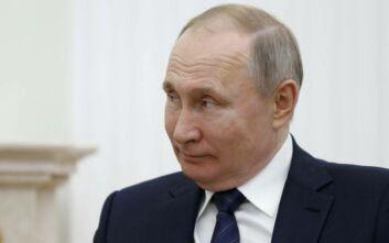 Κρεμλίνο: Δεν χρειάζεται τεστ για τον κορονοϊό ο Πούτιν