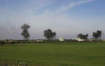 Ιντλίμπ: Οι τουρκικές δυνάμεις κατέρριψαν συριακό αεροσκάφος