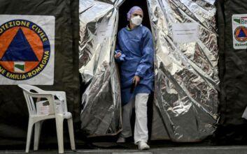 Σε απομόνωση τμήμα νοσοκομείου στο Τορίνο εξαιτίας καθυστέρησης στη διάγνωση του κορονοϊού