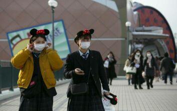 Κορονοϊός: Προσβλήθηκε υπάλληλος της Disneyland στο Παρίσι - Ανοιχτό το θεματικό πάρκο