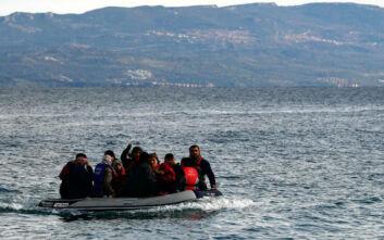 Διάσωση 36 προσφύγων στη Λέσβο τα ξημερώματα