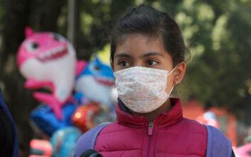 Κορονοϊός: Τα παιδιά είναι εξίσου πιθανό με τους ενήλικες να μολυνθούν