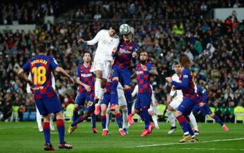 «Πάγος» επ' αόριστον σε κάθε ποδοσφαιρική δραστηριότητα στην Ισπανία λόγω κορονοϊού